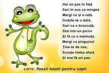 Poezii pentru copii