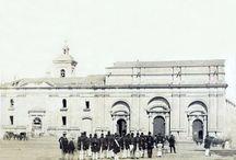 Construcciones antiguas&modernas, obras de arte / Construcciones de edificios, obras de artes antiguas y modernas de Chile y el mundo.