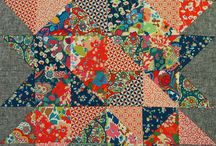 Liberty of London - quilts and patchwork / Liberty Fabric and Handmade