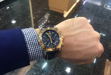 Breitling Chronomat 44 limited edition blue dial 100 pieces / Breitling