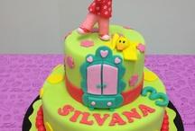 Happy Birthaday Cake / Torte per compleanni personalizzati