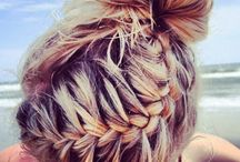 Hair Styles and updo's