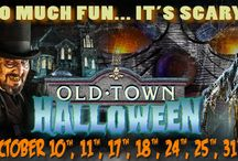 Halloween and Fall Fun in Kissimmee! / Discover fun autumn activities and Halloween haunts in the Kissimmee area!