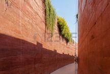 Murs pisé