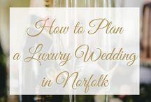 Luxury weddings in Norfolk