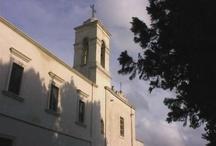 Monastero dei Cistercensi / 34fuso e Gabriella de Luca ci portano al Monastero dei Cistercensi di Martano (LE) che si trova lungo la Provinciale Martano-Borgagne, il 25 aprile alle 10 #invasionidigitali