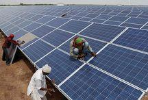 1.4 GW tervezett megújuló energia Indiában / Egyre több nemzetközi vállalat tervezi azt, hogy belép az indiai megújuló energia-szektorba. Soha nem látott növekedés várható a következő néhány évben, a nagy cégek nem akarnak kimaradni ebből az üzletből.