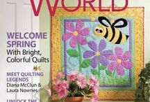 Magazines - Quilters World