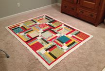 Quilts from Through the Winter Woods / by Doug Leko for Antler Quilt Design
