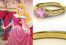Sleeping Beauty / Sleeping beauty wedding. Always my fave princess but my man's not to keen on pink, sad to say this probably wont be the one we pick