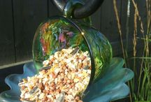 Bird & Squirrel Feeders / Feeders / by Southerly Creations