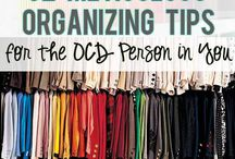 Organizing Tips / by Carolyn Cruz