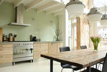 mesas de comedor/cocina