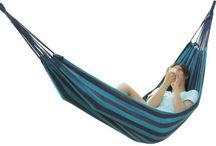 Hamacas colgantes / Las mejores hamacas, las llevas donde quieras y siempre están listas para una siesta o dormir a pierna suelta