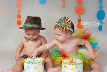 Twinnerz First Birthday