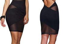 Dress: Cutout