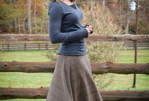 Embracing Modesty / by Tulsa Hosmer Schappell