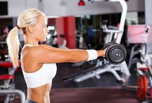 Fitness: Arms, Chest, & Shoulders