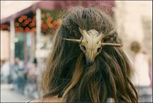 Hair and Fashion / Hair and Clothing plus Jewelry and stuff / by Grace Jennings