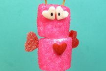 Valentine's Day / Everything for Valentines Day! Crafts, decor, parties, recipes, treats and desserts.