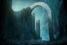 Ruins - RPG inspirations