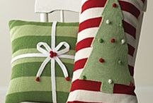 Pillows for Christmas