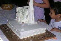 TORTAS, TARTAS, LO QUE QUIERAS... / Tortas para cumpleaños, bautismos, casamientos... y lo que quieras para acompañar, incluyendo los souvenirs