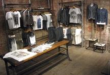 Industrial Store Design