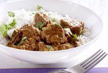 Recipes curry