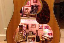 Mini Music Dollhouse