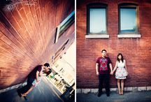 Engagement Photos / by Andrea Chan