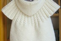 tricot criança
