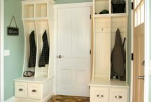 Built-in Storage Solutions / Built-in interior furnishings are a defining element that illustrates a sense of quality and craftsmanship in a home. Whether it's an entertainment center, window seat, built-in shelves, or mud room lockers we have millwork solutions that will maximize your space, beautify your home and keep it organized.