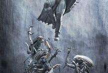 Batman /aliens