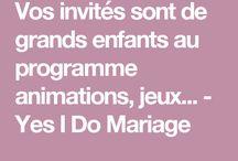 mariage ju