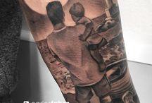tattoo...pai e filho(a)