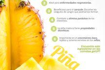 Nutrición y Dietas / Cosillas y mas cosillas que me puedes aprender de la nutrición y una  dieta bien balanceada / by Antonio Diaz