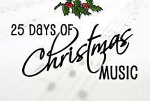 Christmas Music / Classic Christmas songs, carols, and hymns (with contemporary arrangements) for singing aloud with family.