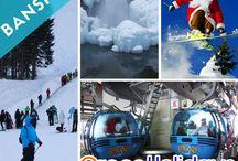 Μπάνσκο / Στο Μπάνσκο στην Bουλγαρία,για σκι,παιχνίδια με το χιόνι,ξεκούραση και αγορές!