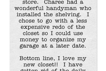 Kudos for Organize With Charee / Thanks to my wonderful clients for supplying great reviews about Organize With Charee, LLC. / by Organize With Charee, LLC