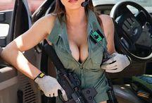 Sexy guns