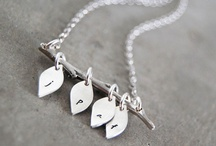 Family necklace / by Kristin Wiebe