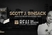 "CEO ""Scott Binsack"" - The Rain Maker Social Media Sites"
