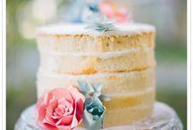 flower  +cake