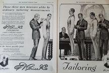 1920s Menswear general