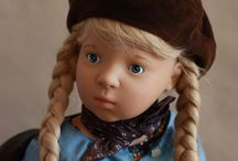 Gotz dolls Sylvia Natterer