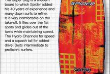 Spider Surfboards/Safari Surf
