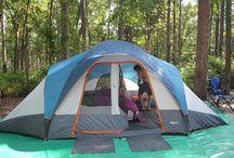 Camping / by Sarah Jimenez-Valdez