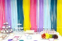 decoração kg festa infantil