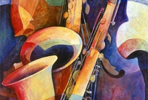 Musical Instruments / by Judith Cameron